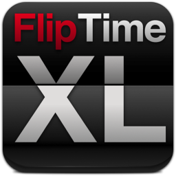 Ícone do FlipTime XL
