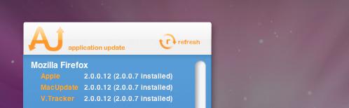 Widget App Update