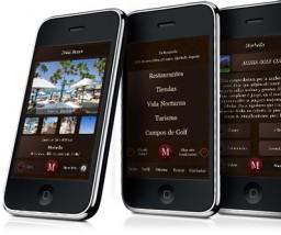 App Marbella em iPhones