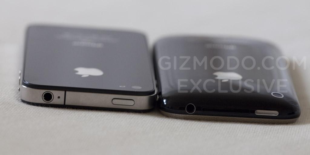 Câmeras dos iPhones 3GS e 4G