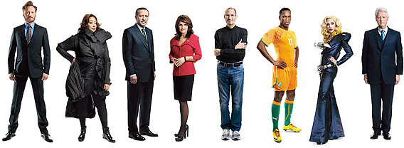 TIME 2010 - The World's Most Influential People