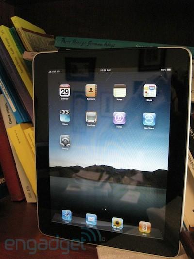 iPad com Wi-Fi+3G de consumidor