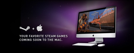 Steam para Mac OS X, da Valve