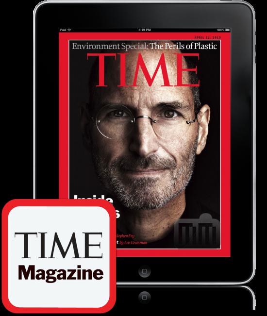 Time Magazine - iPad