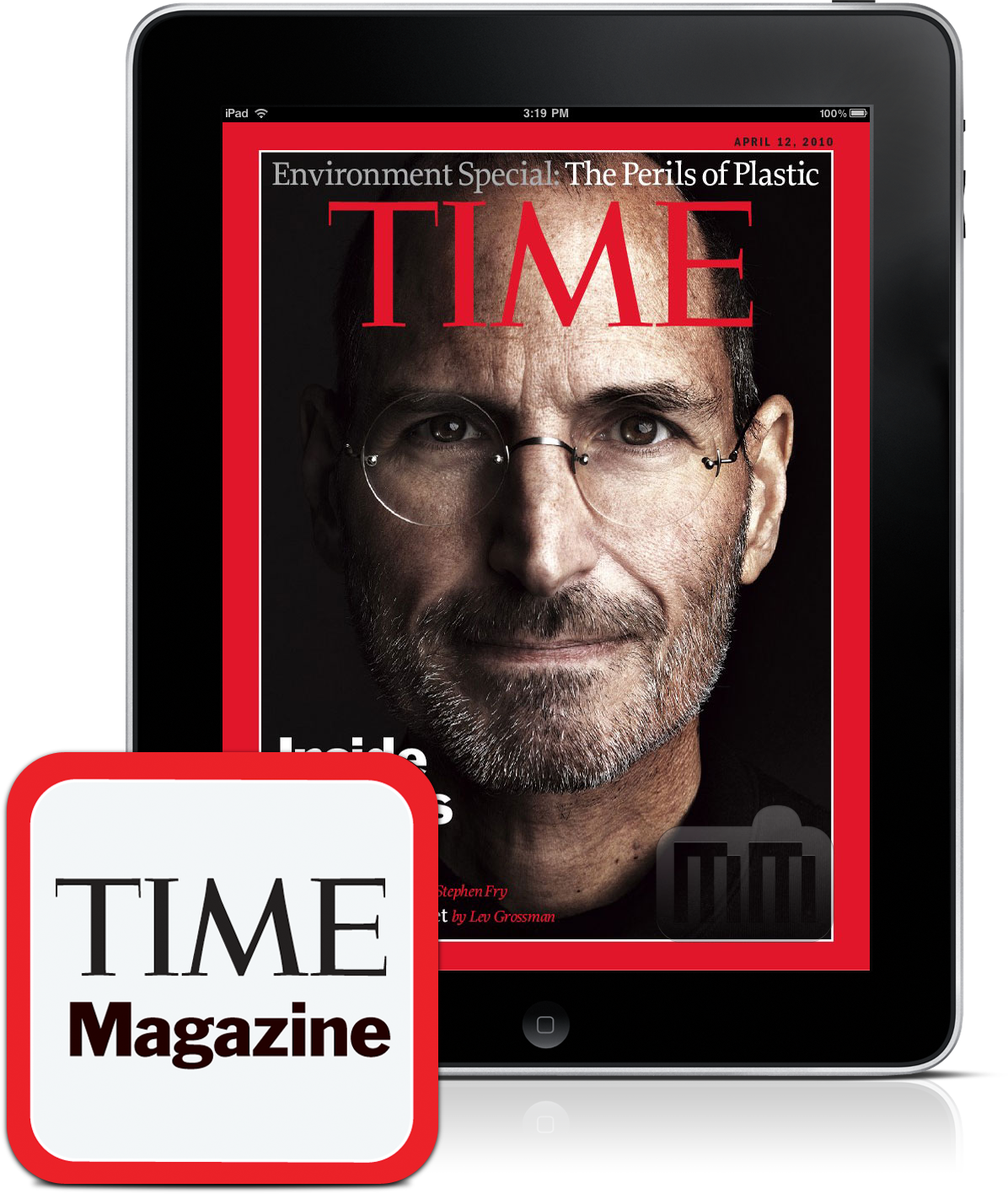 Time Magazine - iPad