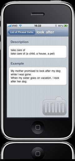 PhrasalVerbs no iPhone