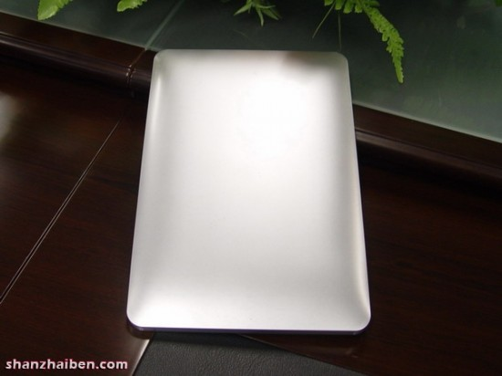 Clone de iPad da Zenithink