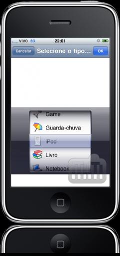 Coisas Emprestadas no iPhone