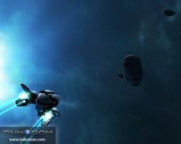 Screenshot do Taikodom