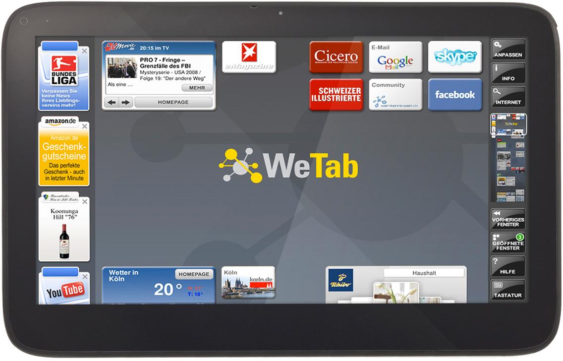 Tablet WeTab (ex-WePad)