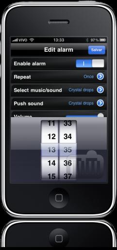 Clock Pro no iPhone