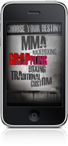 Combat Sports Timer no iPhone