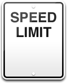 Ícone do Speed Limit