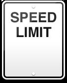 Ícone do Speed Limit