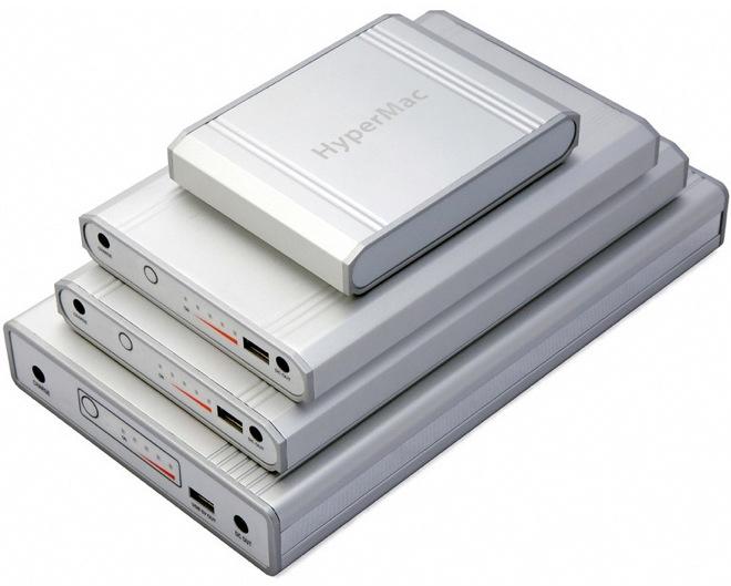 Baterias HyperMac para iPad