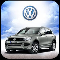 Ícone do Volkswagen Touareg Challenge