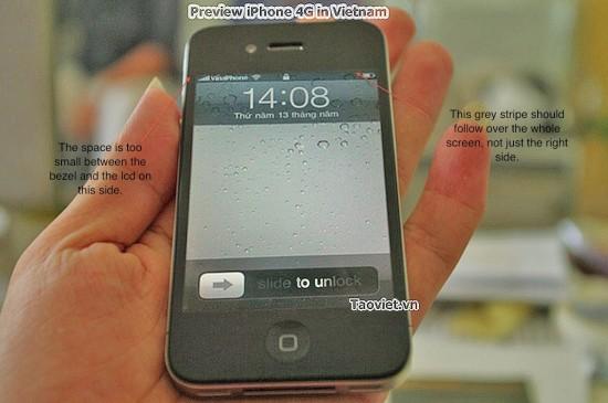iPhone vietnamita com firmware 4.0 é falso?