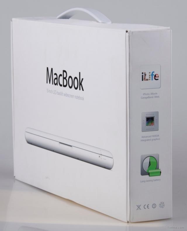 MacBook atualizado no Vietnã