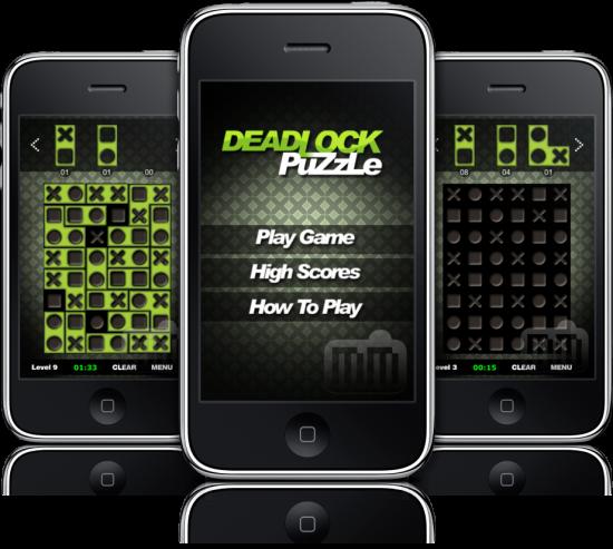 Deadlock Puzzle em iPhones