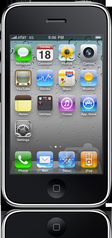 Novidades do iPhone OS 4 Beta 4