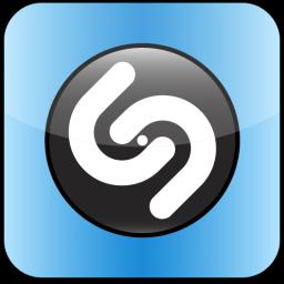 Ícone do Shazam