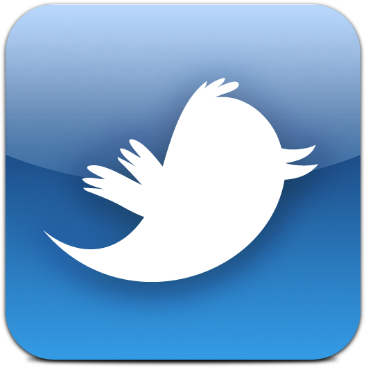 Ícone do Twitter para iPhone