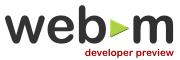 Logo do WebM