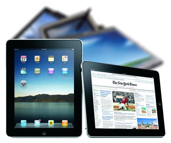 Tablets (com iPad)