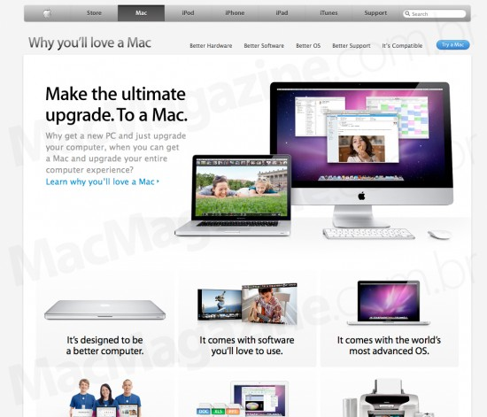 Apple - Why youll love a Mac