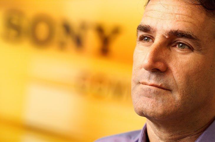 Michael Ephraim, CEO da Sony Austrália