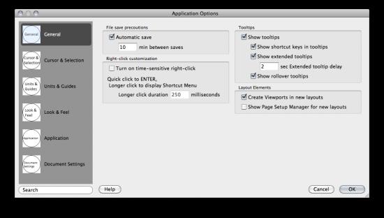 AutoCAD no Mac OS X