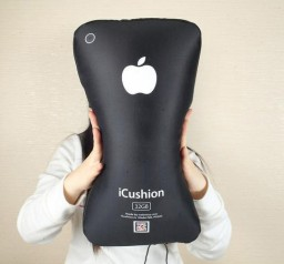 iCushion, travesseiro de iPhone