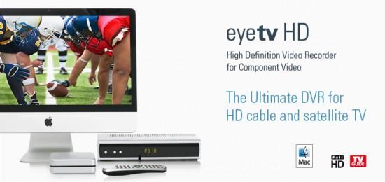 EyeTV HD, da Elgato