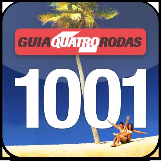 Ícone do Guia Quatro Rodas 1001 Lugares
