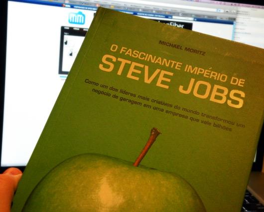 Livro - O Fascinante Império de Steve Jobs