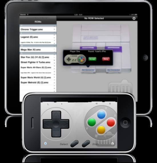 SNES (HD) no iPad/iPhone