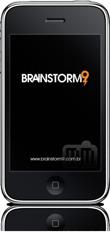 App do Brainstorm #9 para iPhone