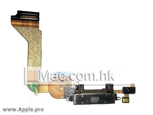 Conector de dock do iPhone 4G