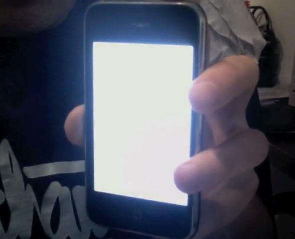 Lanterna do iPhone OS 4