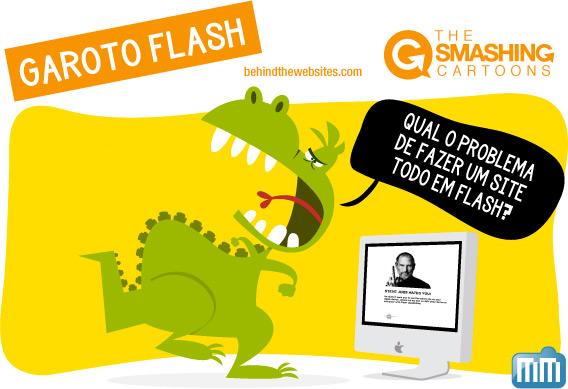 The Smashing Cartoons - Garoto Flash