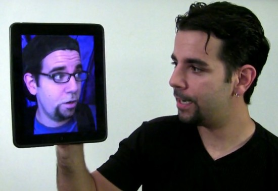 The iPad Comic