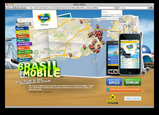 Embratur - Brasil Mobile