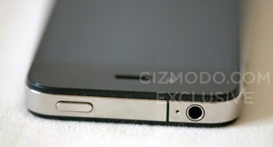 Entrada de fones de ouvido do iPhone 4G