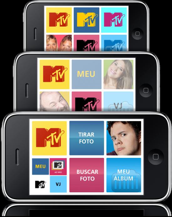 MEU VJ MTV em iPhones