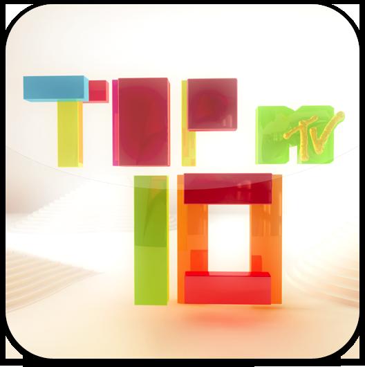 Ícone do Top 10 MTV