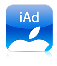 Logo do iAd, da Apple