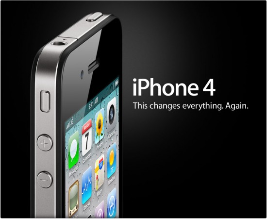 iPhone 4 - This changes everything. Again.