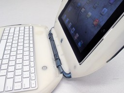 iBook G3 com iPad