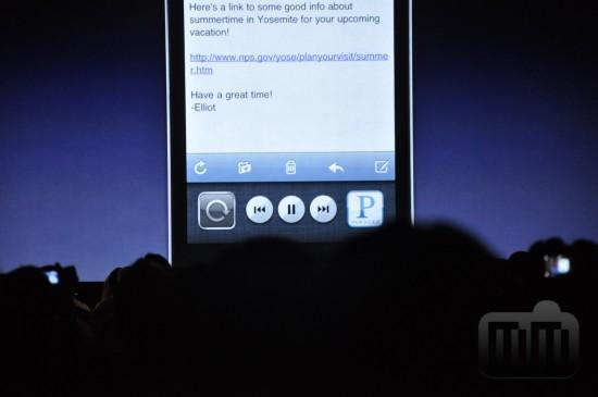 WWDC 2010 - Auditório da keynote