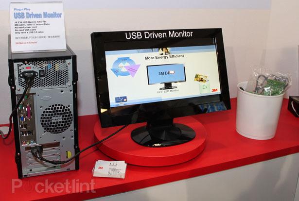 Monitor USB 3.0 da 3M